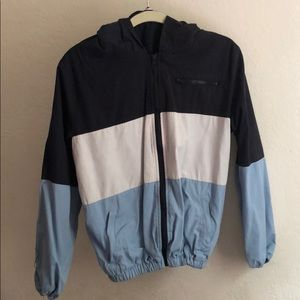 Brandy Melville Colorblock Jacket